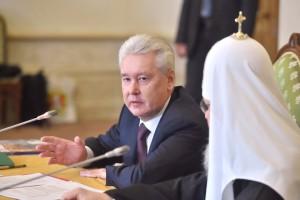 Собянин пообещал продолжить реставрацию исторически значимых храмов