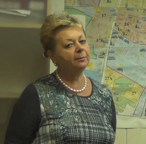 заместитель главы управы района Чертаново Южное по работе с населением Ирина Евстигнеева