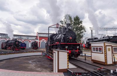 В преддверии Дня железнодорожника в столице открыли новое депо «Подмосковное»