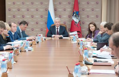 В Москве прошло очередное заседание Правительства Москвы
