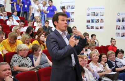 Депутат Мосгордумы Алексей Мишин вошел в состав экспертного жюри на защите проектов ребят из Южного округа