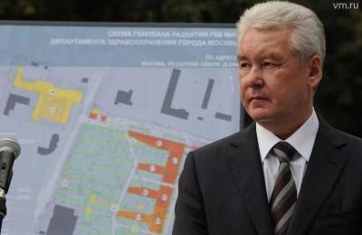 Мэр Москвы Сергей Собянин сообщил, что в Москве высокими темпами строится крупнейший в Европе Перинатальный центр