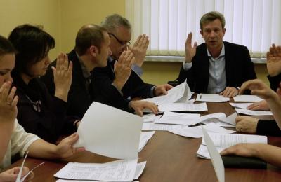 В районе Чертаново Южное прошло очередное заседание совета депутатов муниципального округа