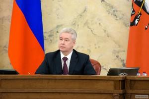 Мэр Москвы Сергей Собянин сообщил, что за 5 лет число серьезных ДТП в Москве снизилось на 14 процентов