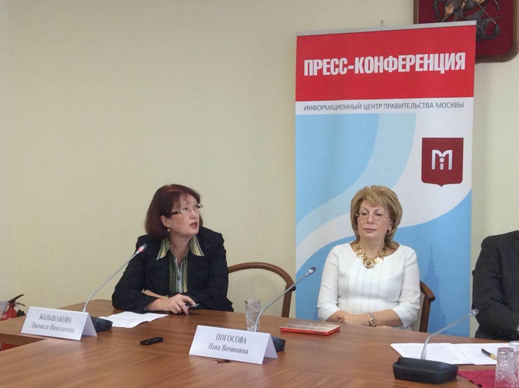 Людмила Большакова сообщила что в Москве планируют привить от гриппа более 4 миллионов человек до конца года