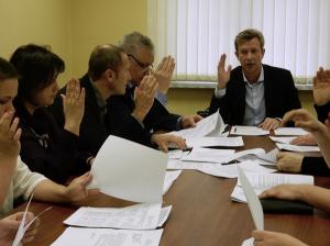 В районе Чертаново Южное состоялось очередное заседание Совета депутатов муниципального округа