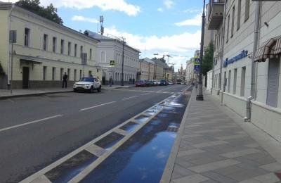На портале «Активный гражданин» запустили опрос о благоустройстве улицы Неглинная