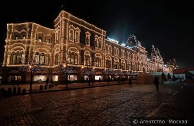 В декабре жители столицы смогут посетить первый Московский международный фестиваль «Рождественский свет»