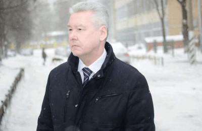 Мэр Москвы Сергей Собянин объявил о завершении реконструкции и благоустройства Большой Академической улицы