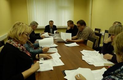 Заседание Совета депутатов прошло в районе Чертаново Южное