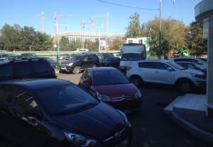 Депутаты пообещали оказать содействие в установке шлагбаума у здания, где располагается федерация тхэквондо «Юг»