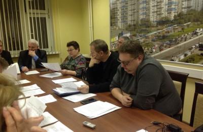 Депутаты муниципального округа Чертаново Южное заслушали доклады руководителей комиссий Совета