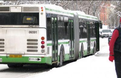 Автобус №770 в Южном округе будет ходить по новому расписанию