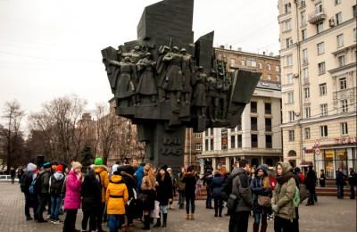 В ЮАО прошла масштабная гражданско-патриотическая акция, посвящённая 74-й годовщине начала контрнаступления советских войск в битве под Москвой