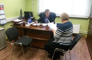 Глава МО Александр Новиков ответил на все интересующие вопросы жителей
