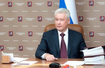 Мэр Москвы Сергей Собянин рассказал о развитии транспортной системы города