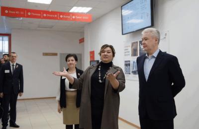 Мэр Сергей Собянин рассказал о развитии системы центров госуслуг в Москве