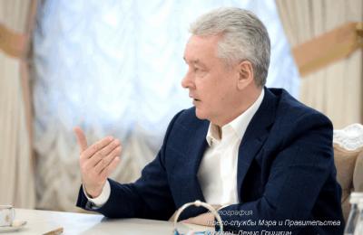 Мэр Сергей Собянин рассказал о реставрации исторических зданий в Москве