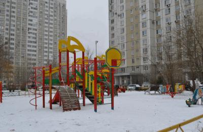 В 2016 году работы по благоустройству 13 дворов планируют провести в районе Чертаново Южное