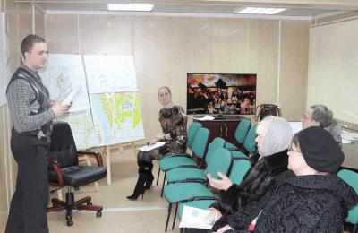Специалисты Москомархитектуры рассказали жителям ЮАО о проекте реконструкции Симоновской набережной
