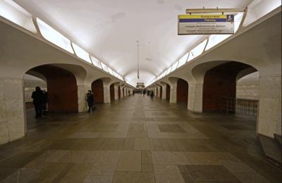 """Станция метро """"Боровицкая"""""""