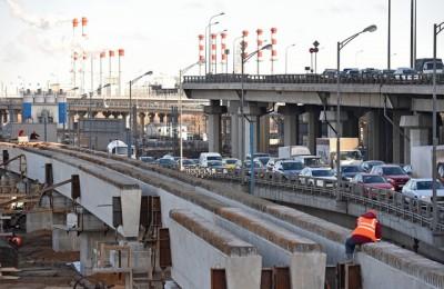 В текущем году в Москве появится 90 км абсолютно новых дорог - Хуснуллин