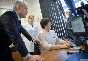 Сергей Собянин рассказал о новом проекте в сфере здравоохранения
