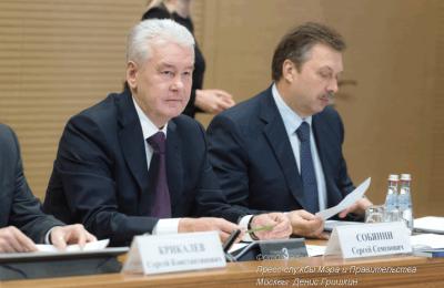 Мэр Сергей Собянин рассказал о развитии спорта в Москве