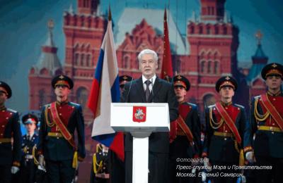 Мэр Москвы Сергей Собянин рассказал о кадетском образовании