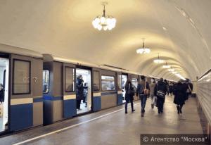 На участке Калужско-Рижской линии метро в связи с ремонтными работами на 3 дня ограничат движение поездов