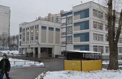 Школа №629