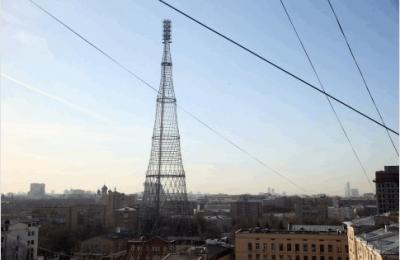 На юге Москвы фактически завершены противоаварийные работы на Шуховской башне