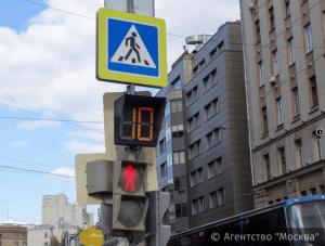 В рамках подготовки к проведению чемпионата мира по футболу в 2018 году на дорогах Москвы установят новые светофоры, камеры и знаки
