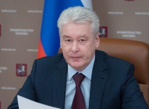 Сергей Собянин рассказал о развитии общественных пространств Москвы