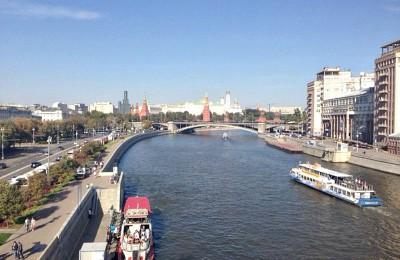 В Москве этим летом могут появиться новые теплоходные маршруты