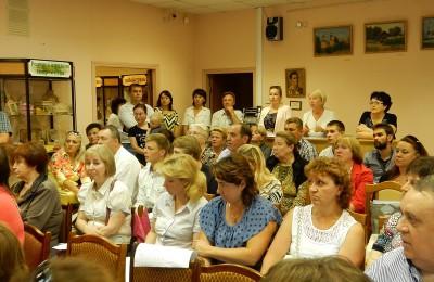 Местные жители приняли участие в публичных слушаниях по проектам межевания участков