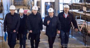 Мэр Москвы Сергей Собянин рассказал о строительстве станции «Петровский парк»