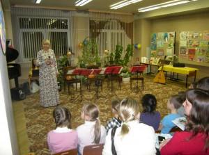 В новогодние каникулы библиотека №143 проведет праздничное мероприятие для детей