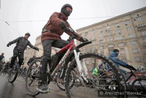 Акцию «На учёбу на велосипеде» организуют для столичных студентов