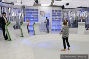 Открытые дебаты «Единой России» стартовали в Москве