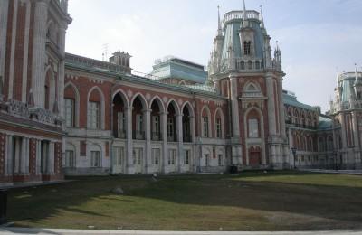 """Музей-заповедник """"Царицыно"""" в ЮАО"""
