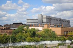Завод имени Лихачева (современное фото)