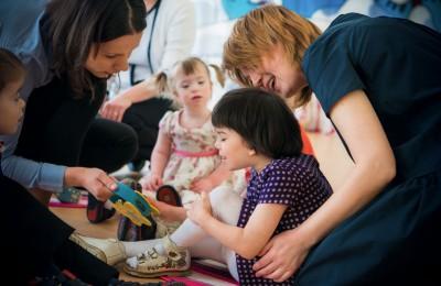 В ЮАО проходит благотворительная акция для воспитанников центра «Вера. Надежда. Любовь»