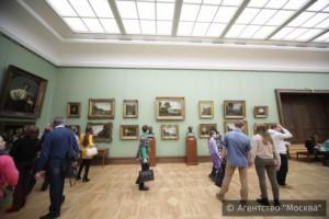 22 мая Третьяковская галерея празднует 160-летний юбилей