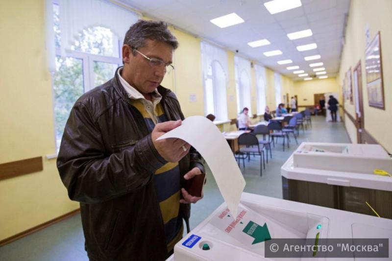 Напредварительное голосованиеЕР пришло больше жителей столицы, чем напраймериз вМГД