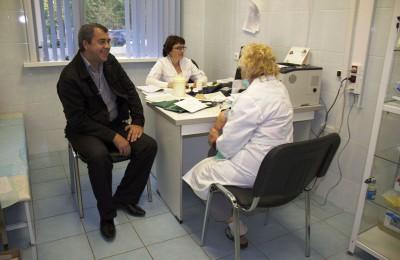 В рейтинг лучших терапевтов в России вошли четыре врача из ЮАО
