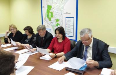 Депутаты заслушали отчет об исполнении бюджета муниципального округа за первый квартал