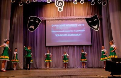 В доме культуры «Маяк» прошел концерт творческих коллективов