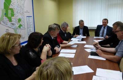Депутаты обсудили исполнение бюджета муниципального округа за 2015 год