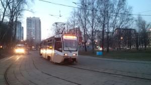 Изменено время работы трамвайного маршрута №1
